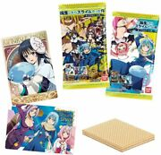 That Time I Got Reincarnated As A Slime Card Wafer 2 20pack Box Candy Toy
