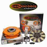 Centerforce Dual Friction Clutch Kit For 1968 Chevrolet Chevy Ii - Manual Fk