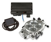 Terminator X Stealth 4500 - 8 Injectors Shiny Holley 550-1070