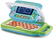 Leapfrog 2 In 1 Leaptop Touch Laptop Electronic Speaking Child's Toy Bn