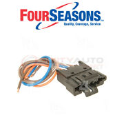 Four Seasons Hvac Blower Switch Connector For 1983 Buick Estate Wagon 5.7l Kn