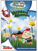 Little Einsteins The Incredible Shrinking Adventure New Dvd Full Fr