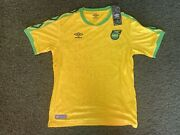 Umbro Jamaica Home Youth Soccer Jersey