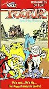 Foofur And His Friends Vhs Video Tape - 60 Minutes Of Fun Just For Kids - Works