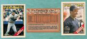 1988 O-pee-chee Pittsburgh Pirates Team Set 13 - Mint From Vend Case Bonds
