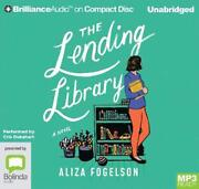 The Lending Library By Aliza Fogelson Free Shipping