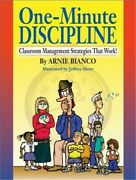 One-minute Discipline Classroom Management Strategies That Work Paperback Or S