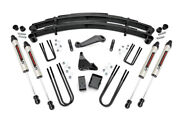 Rough Country 6 Lift Kit Fit 1999-2004 Ford Super Duty F250 F350 W/v2 Shocks