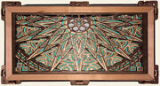Wooden 8 Layer Mandala N Floating Frame Your Choice Layer Color Hand Made In Usa