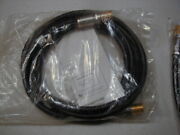 Tektronix 519 Oand039scope 125 Ohm Accessory Cable Nos Nib P/n 017-0510-00 Date 1965