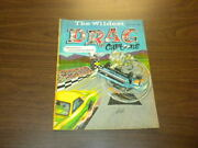 Drag Cartoons Magazine 1 Special Issue - Hot Rod Racing Car Toons 1960's