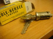 Cole-hersee Universal Ignition Switch Lock Cylinder With 2 Keys Read More