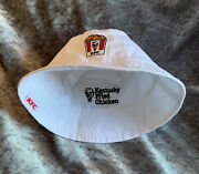 Kfc X Comic Relief Bucket Hat - White Limited Edition 🍗🍗sold Out - Only 2000
