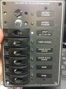 Ac Main + Additional Positions Vertical Circuit Breaker Panels 6 Position