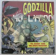 Godzilla Vs Gigan And The Smog Monster Alice Alfonsi 1996 First Edition