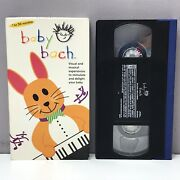 Disney's Baby Einstein Baby Bach Vhs Video Vcr Tape Infant Music Vtg Rare Tested