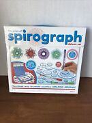 Spirograph Design Set Fun For Young And Adult Deluxe Original Drawing Art Toy Game