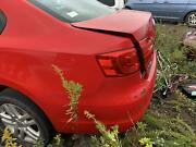 Trunk/decklid/hatch/tailgate Jetta Except Gli 11 12 13 14 Red Local Pickup Only