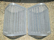 Grills Case 400b 500b 600b Tractor Pair J I Case New Reproduction