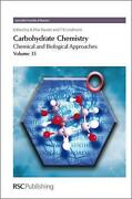 Carbohydrate Chemistry Volume 35 By Amelia Rauter English Hardcover Book Free