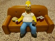 Simpsons 1998 Fossil Watch And Store Display