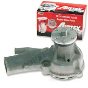 Airtex Engine Water Pump For 1979-1989 Gmc P3500 4.8l L6 - Auxiliary Engine Wg