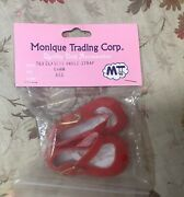 Monique Classic Ankle Strap 64 Mm Fits Kaye Wiggs 17andrdquo Doll Mip New Free Ship Usa