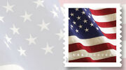 2017 Forever Usps Flag Stampscoil Of 100 Stampsself Adhesives Stamps 🐵🙈🙉🙊
