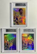 Kobe Bryant 1999-00 Topps Gold Label Class 1 2 And 3 22 Bgs 9 Mint Pop 1 3 20 Ssp
