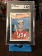 1985 Topps 401 Mark Mcgwire Rc Sgc 9.5 Absolutely Amazing And Stunning ⚾️🔥💪🏼