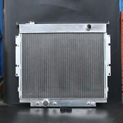 Radiator For Ford Pickup F150 F250 F350 Diesel 83-94 Aluminum 3rows At 1165