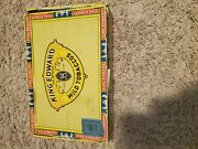 Wwii Letter World War Two Love Letters Read The Date. In Tobacco Container King