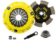 Act 1987 For Mazda Rx-7 Maxx/race Sprung 6 Pad Clutch Kit