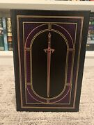 Warbreaker 10th Anniversary Leatherbound Brandon Sanderson Signed Numbered Rare
