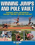 Winning Jumps And Pole Vault By Edward Jacoby Paperback Book The Fast Free