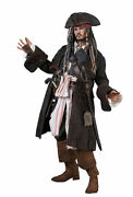 Hot Toys Captain Jack Sparrow Pirates Of The Caribbean Action Figure From Japan