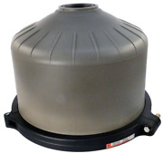 Hayward Upper Filter Body With Clamp For Swimclear And Pro-grid