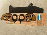 1976 1977 76 77 Camaro Nos Gm Instrument Panel Bezel