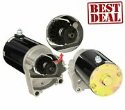 Starter Motor For Craftsman Gt6000 917.270810 917.271821 Lawn Tractor 16-22hp