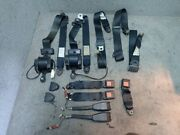 Nissan Pk10 Pao Seat Belt 1 Unit Front And Rear Left And Right