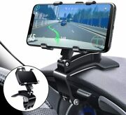 Universal 360anddeg Car Phone Mount Holder For Cell Phone Samsung Galaxy Iphone