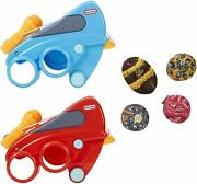 Little Tikes My First Mighty Sling Blaster 2-pack Brand New Kid Toy Gift