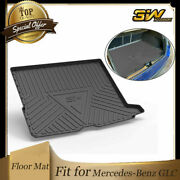 3w Trunk Cargo Floor Mat For Mercedes-benz Glc 2016-2021 Tray Liner High Quality