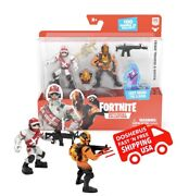 🔥new Fortnite Battle Royale Collection Triage Trooper Vertex Action Figures Toy