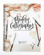 Modern Calligraphy A Beginnerand039s Guide To Pointed Pen And Brush Pen Lettering