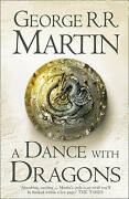 A Dance With Dragons By George R. R. Martin 2012, Paperback