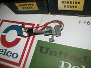 1950s Chevy Nos Dash Control Heat Switch New Old Stock Genuine Gm Ark Les