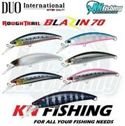 Duo Rough Trail Blazin 70 Jig Minnow Fishing Spinning Lures Japan 20gr