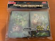 Yugioh Charmer Official Sleeves 2packs 100ct Each Sealed Us Seller Fast Shipping