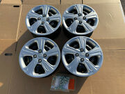 Chevy Spark 15 Steel Wheel With Lug Nuts Cover Hubcap Set Of 4 19 20 2019 2020